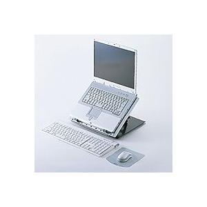 サンワサプライ ノートPCスタンド(エルゴノミクス) CR-34【代引不可】【パソコングッズ館】|ejapan