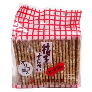 【キャッシュレス5%還元】大阪萬幸堂 格子せんべい 120g【イージャパンモール】|ejapan