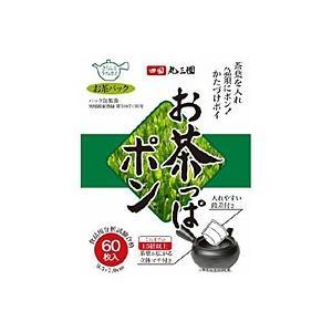コットン・ラボ きちんとラク&ポイ お茶っぱポン (60枚入)【イージャパンモール】 ejapan