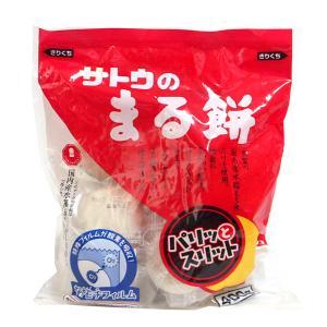 【キャッシュレス5%還元】佐藤食品 サトウの まる餅 つきたてシングルパック 400g【イージャパンモール】 ejapan