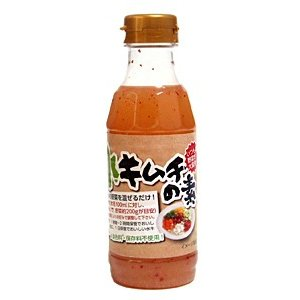 徳山物産 水キムチの素 300ml【イージャパンモール】|ejapan