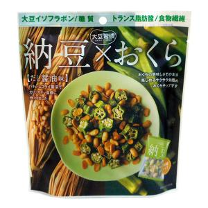 MDホールディングス 大豆習慣納豆×おくらだし醤油味6袋【イージャパンモール】 ejapan