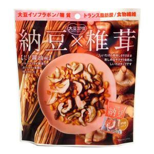 MDホールディングス 大豆習慣納豆×椎茸だし醤油味6袋【イージャパンモール】 ejapan