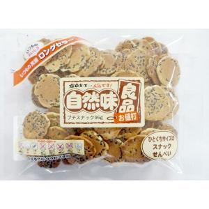 ★まとめ買い★ 渡辺製菓 自然味良品 プチスナック 95g ×16個【イージャパンモール】|ejapan