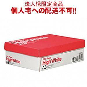 【送料無料】【A3サイズ】PPC PAPER High White A3 500枚×3冊/箱【法人(会社・企業)様限定】【イージャパンモール】|ejapan