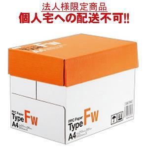 【送料無料】【A4サイズ】TANOSEE PPC Paper Type FW A4 500枚×5冊/箱【法人(会社・企業)様限定】【イージャパンモール】|ejapan
