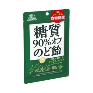 ★まとめ買い★ 森永製菓 糖質90%オフのど飴 ×7個【イージャパンモール】|ejapan