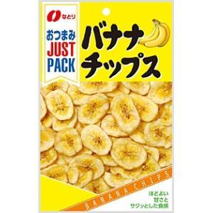 ★まとめ買い★ なとり JPバナナチップス新 ×10個【イージャパンモール】|ejapan