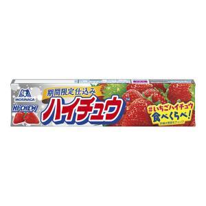 【キャッシュレス5%還元】森永製菓 ハイチュウ ストロベリー 12粒 ×12個【イージャパンモール】|ejapan