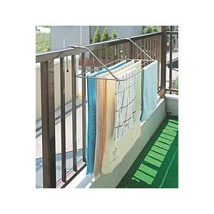 モリ工業 ベランダ用バスタオルハンガー【代引不可】【日用品館】 ejapan