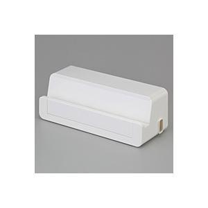 イノマタ テーブルタップステーションL ホワイト 【代引不可】【日用品館】 ejapan