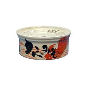 【送料無料】日本海冷凍魚(株) 国産紅ずわい蟹みそ6缶【代引不可】【ギフト館】|ejapan