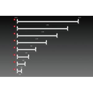 ロック手摺 LHC-15※別途送料お見積り※ eje301