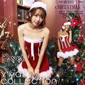 サンタ衣装 仮装コスチューム クリスマス レディースファッション パーティ 宴会 変装 イベント 人気 上品|ejej-shopping