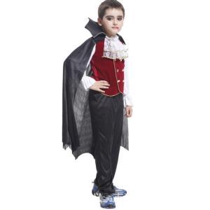 ハロウィン Halloween コスチューム 子供 キッズ コスプレ cosplay 男の子 吸血鬼 子供用 多点セット 変装 仮装 学園祭 パーティー服 ejej-shopping