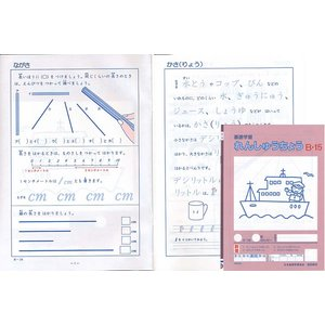 練習帳B-15(2年生用) 小学生教材|ejisonclub