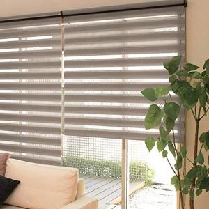 調光ロールスクリーン センシア 幅130×高さ200cm|ejoy