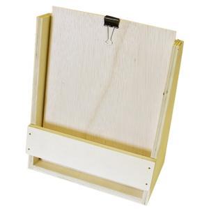 木製ファイルスタンド S おしゃれ|ejoy