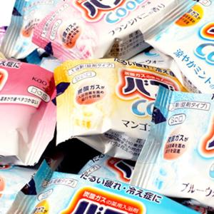入浴剤 花王 バブクール オリジナルアソートパック COOL夏用セット 30錠入|ejoy