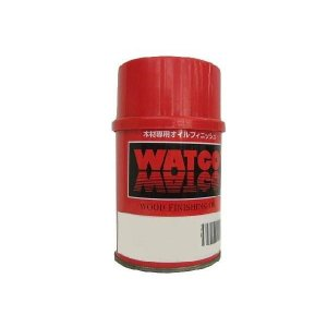 ワトコ オイル 200ML (WATCO 木材専用オイルフィニッシュ 天然型 自然塗料 家具 工芸品 壁 建具)|ejoy