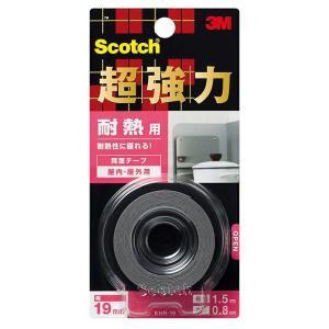 3M スリーエム スコッチ 超強力両面テープ [耐熱用] KHR-19|ejoy