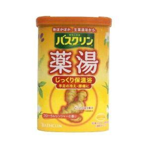 バスクリン(ツムラ) 薬湯じっくり保温浴 600g 「医薬部外品」