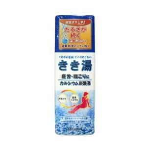 入浴剤 バスクリン きき湯 カルシウム炭酸湯 「医薬部外品」 ツムラ|ejoy