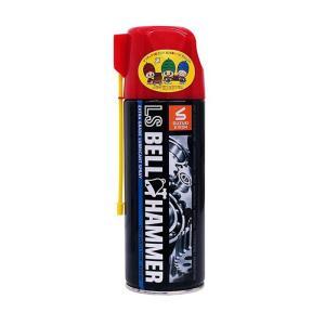 スズキ機工 超極圧潤滑剤 LSベルハンマー スプレー 420ml LSBH01  奇跡の潤滑剤|ejoy