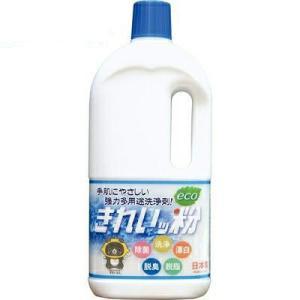 きれいッ粉 1Kg 株式会社れもん 過炭酸ナトリウム(酸素系)洗浄剤 漂白 洗浄 脱脂 脱臭 除菌 多用途 エコ おそうじ キッチン|ejoy