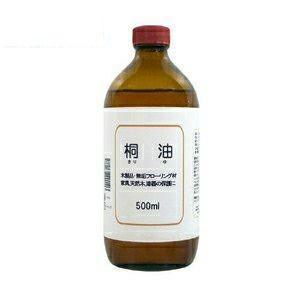 木部用自然塗料オイル 桐油|ejoy