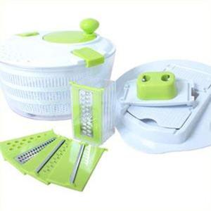 多機能スライサー付 野菜水切り器 6点セット|ejoy