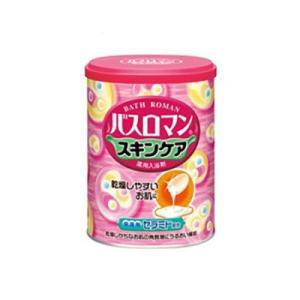 アース製薬 入浴剤 バスロマン スキンケアー セラミド 680g 「医薬部外品」|ejoy