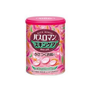 アース製薬 入浴剤 バスロマン スキンケアー コラーゲン 680g 「医薬部外品」|ejoy