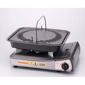 イワタニ カセットコンロ カセットフー専用アクセサリー 焼き肉グリルM CB-P-GM 4901140906800|ejoy|04