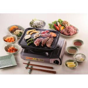 イワタニ カセットコンロ カセットフー専用アクセサリー 焼き肉グリルM CB-P-GM 4901140906800|ejoy|06