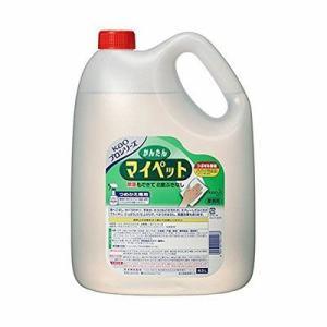 花王 かんたん マイペット 業務用 4.5L ケース 4個入り 洗剤|ejoy