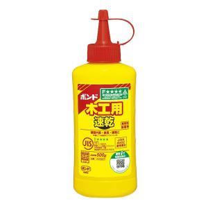 KONISHI ボンド 木工用 速乾  #40007(コニシ 接着剤 のり 糊  エフフォースター ...
