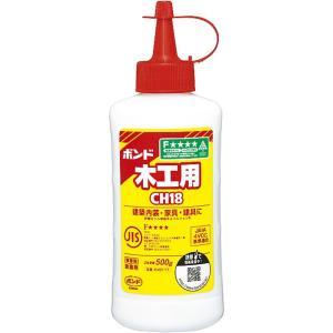 KONISHI ボンド 木工用 CH18  #40117(コニシ 接着剤 のり 糊 エフフォースター...