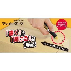 ZEBRA 油性マーカー マッキーワーク 黒 細/太両用 P-YYT21-BK ゼブラ ejoy 02