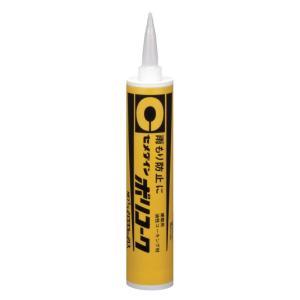 セメダイン 外壁・屋根用 油性コーキング剤 ポリコーク 333ml SY-022 490176111...