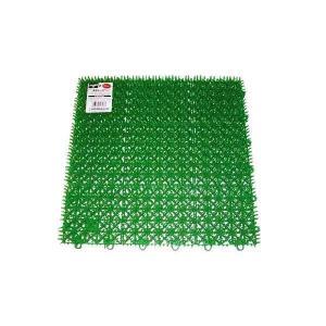 ジョイント人工芝 若草ユニット E-V(ファイブ) 30×30 グリーン|ejoy