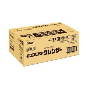 ライオン クレンザー 15Kg 業務用 洗剤 研磨剤 ライオンハイジーン 環境安全用品 労働衛生用品 食器洗浄剤|ejoy