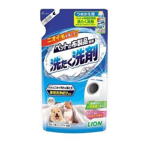 ライオン ペットの布製品専用洗濯洗剤 詰め替え...の詳細画像1