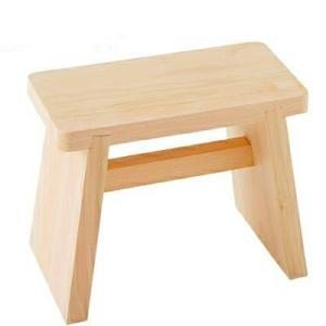檜風呂椅子 大 国産ひのき製 風呂椅子|ejoy