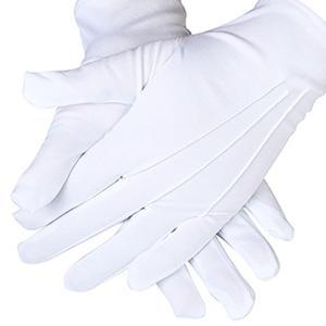礼装用ナイロン手袋 W-10 Lサイズ パッションクリエイティブ ejoy