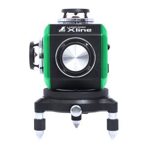 シンワ測定 レーザー 墨出し器 LASER ROBO Xline (レーザーロボ エックスライン) ...