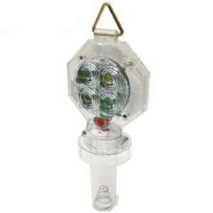 防獣ライト 赤 センサー付き LEDライト 福農産業|ejoy