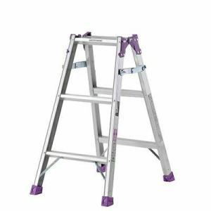 アルインコ(ALINCO) アルミ製はしご兼用脚立 90cm MR90W