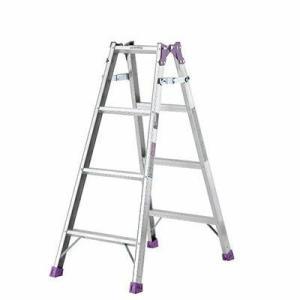 アルインコ(ALINCO) アルミ製はしご兼用脚立120cm MR120W|ejoy