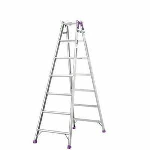 アルインコ(ALINCO) アルミ製はしご兼用脚立 210cm MR210W (1)|ejoy